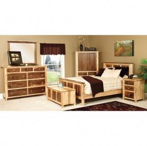 Sotheby Amish Bedroom Furniture Set