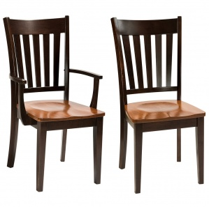 Rushmore Amish Dining Chairs