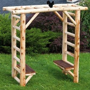 Amish Log Furniture Log Outdoor Furniture Cabinfield