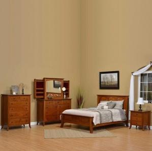 Avedon Modern Bedroom Set