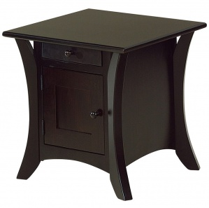 Caledonia End Table Cabinet