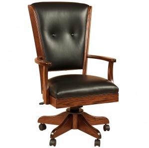 Berkshire Amish Desk Chair