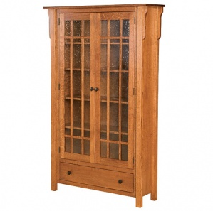 Glen Grove Amish Bookcase