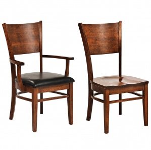 Somerville Amish Dining Chairs