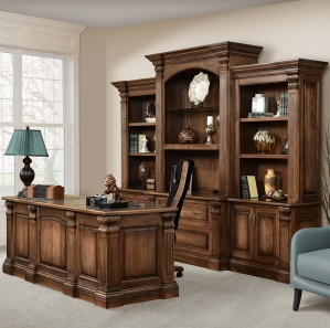 Montereau Amish Office Furniture Set