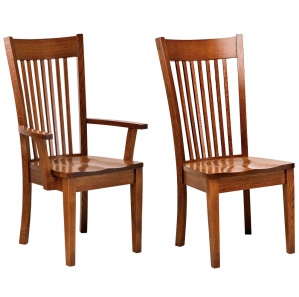 Fenwick Hill Amish Dining Chairs