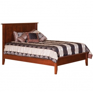Soho Panel Amish Bed