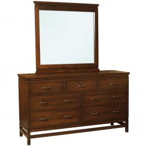 Lynndale Amish Dresser & Optional Mirror