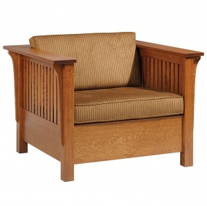 Buckley Amish Sleeper Chair