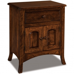 Summerfield Drawer & Door Amish Nightstand