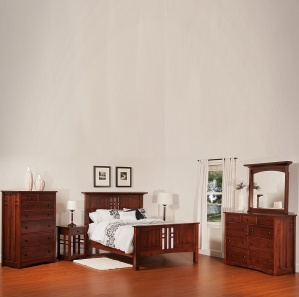 Kascade Amish Bedroom Furniture Set