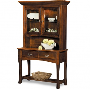 Hudson Buffet & Optional Hutch