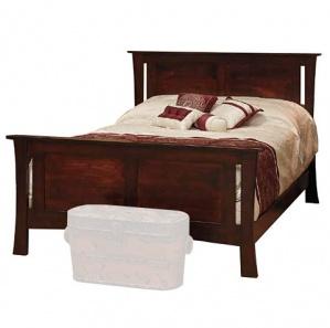 Lenox Amish Bed