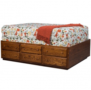 Platform Bed with Lift top