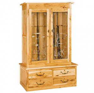 Huntsman 2 Door Gun Cabinet