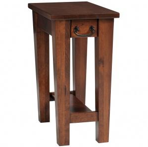Ellis Avenue Amish Chairside Table