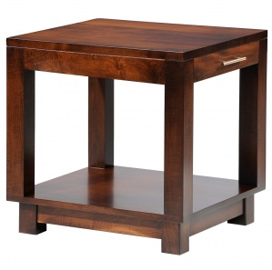 Urbana End Amish Table