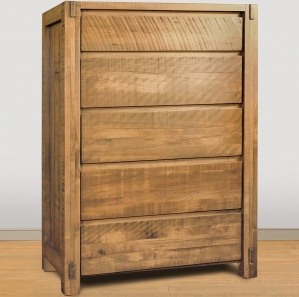 Neo Amish Chest of Drawers