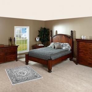 Europa Amish Bedroom Set