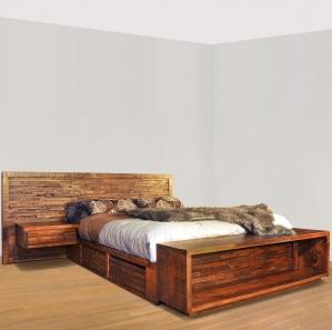Ledge Rock Amish Bed
