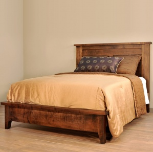 Cutter Hill Amish Bed
