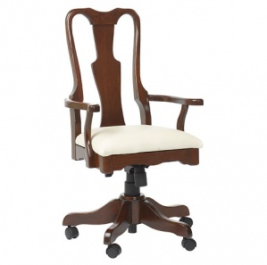 Essex Fiddle Back Desk Chair