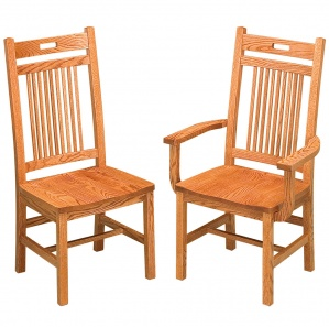 Bayhill Amish Dining Chairs