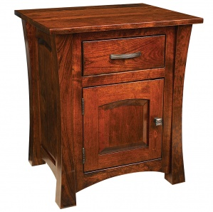 Geddes Avenue Amish Nightstand