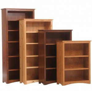 "Prairie Mission 36"" Bookcase"
