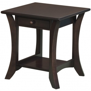 Caledonia Amish End Table