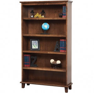 Manhattan Amish Bookcase