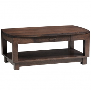 Kirby Lane Coffee Table with Drawer