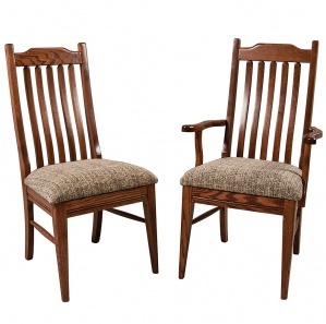 Summerdale Amish Dining Chairs