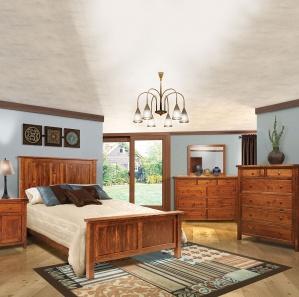 Morgan Mill Amish Bedroom Furniture Set