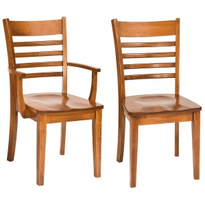 St. Louis Amish Dining Chairs
