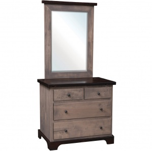 Manchester Small Dresser & Optional Mirror