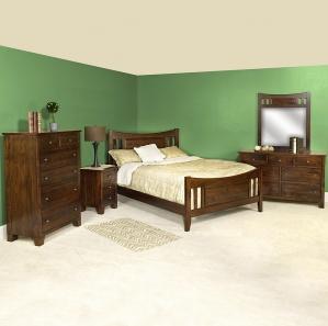 Kimbell Amish Bedroom Set