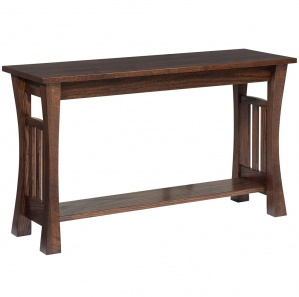 Gateway Amish Sofa Table