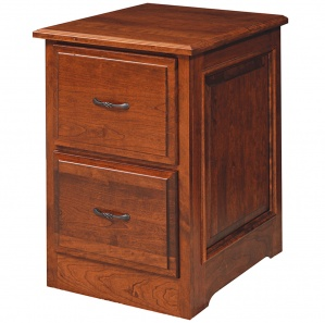 Liberty 2/3/4 Drawer Amish File Cabinet