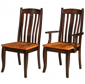 Hart Crossing Amish Dining Chairs
