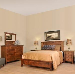 Cutter Hill Amish Bedroom Furniture Set