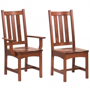 Hobson Park Amish Dining Chairs