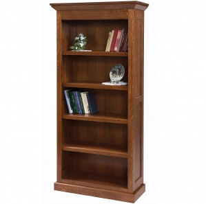 Homestead Amish Bookcase