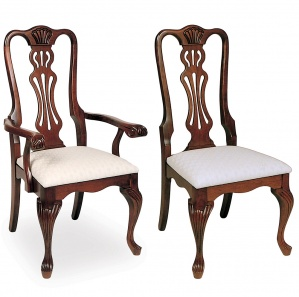 Regal Amish Dining Chairs