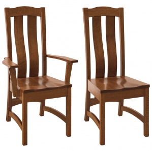 Granville Amish Dining Chairs