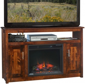 Hanover Fireplace TV Cabinet
