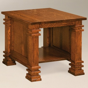 Canyon Creek Amish End Table