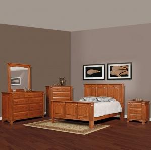 Bassinger Amish Bedroom Set