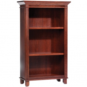 "Arlington Manor 36"" Adjustable Shelf Bookcase"