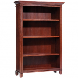 "Arlington Manor 48"" Adjustable Shelf Bookcase"